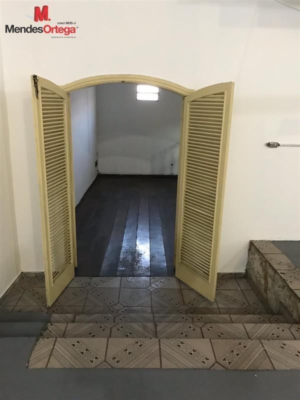 sorocaba - sobrado + salão comercial - 16291