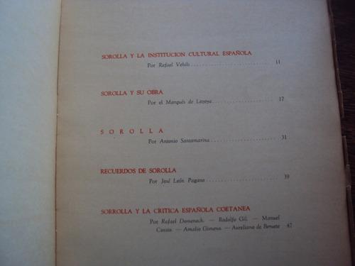 sorolla 1863-1923 su obra en el arte español y en argentina