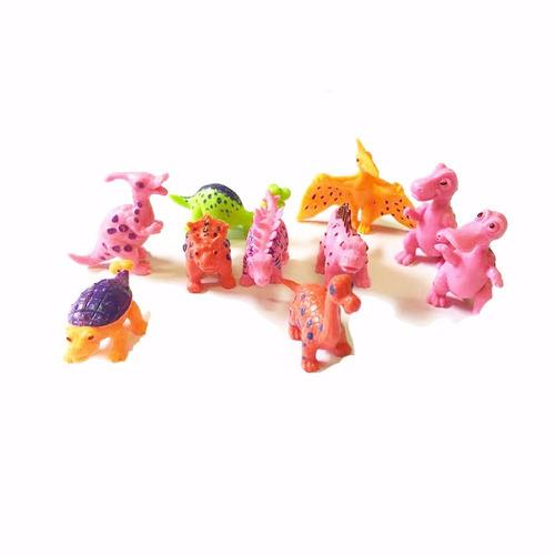 sorpresa 10 dinosaurio piñata cumpleaños cotillon fiestaclub
