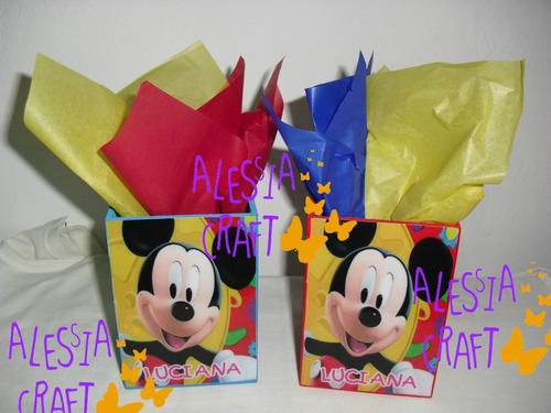 sorpresas de cumpleaños de mickey y minie mouse