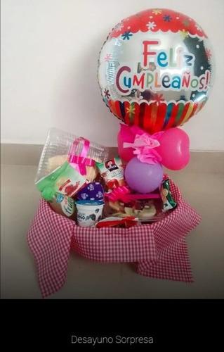 sorpresas,regalos desayunos, detalles para toda ocasión