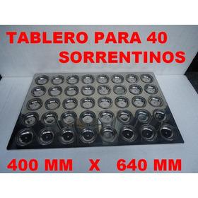 Sorrentinero Molde P/ Fabric 40 Sorrentinos P Pastas Ac Inox