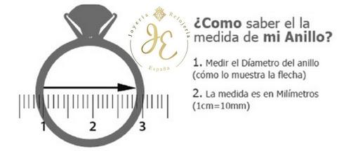 sortija de oro ley 18k anillo mujer srt_64 jespaña