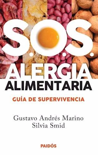 s.o.s. alergia alimentaria - marino / smid - paidos