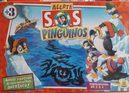 sos pinguinos implas 353