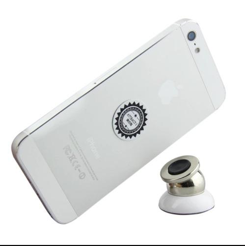 sostenedor o soporte magnético de celular para carro