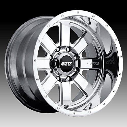 sota offroad 569pl la .w. o l rueda pulido completo con acab