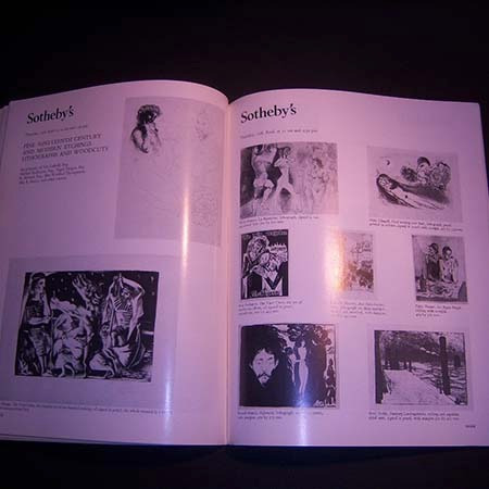 sotheby. forthcoming sales. march april 1973