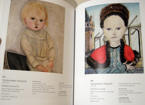 sotheby´s impressionist & modern art 2007 arte no envio