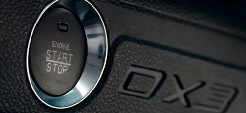 soueast dx3 suv luxury sensor encend