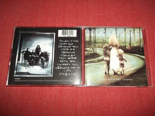 soul asylum - grave dancers union cd usa ed 1992 mdisk