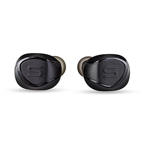 soul auricular inalámbrico completo x-shock (negro) sl-200