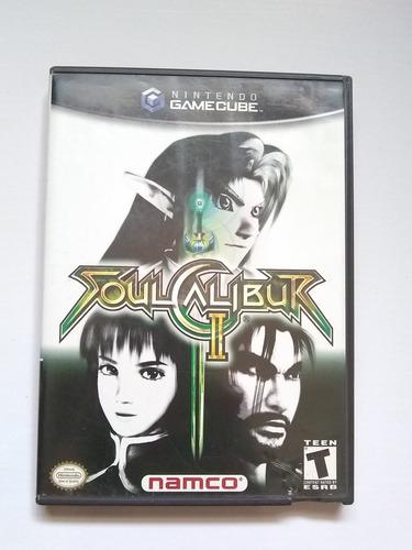 soul calibur 2 gamecube.