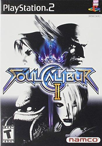 soul calibur 2 playstation 2