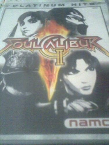 soul calibur 2 xbox