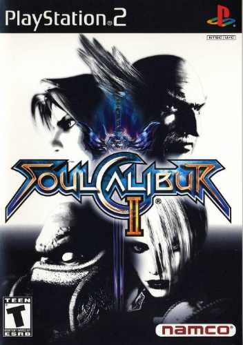 soul calibur 3  ps2