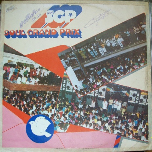 soul grand prix   coletanea   funk /  soul / electro