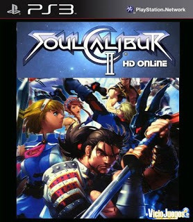 soulcalibur ii hd online juego digital ps3