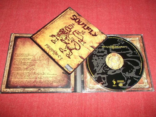 soulfly - profecy cd nac ed 2004 mdisk