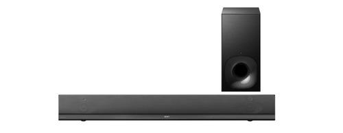 sound bar de 2.1 canales con high-resolution audio y wi-fi h