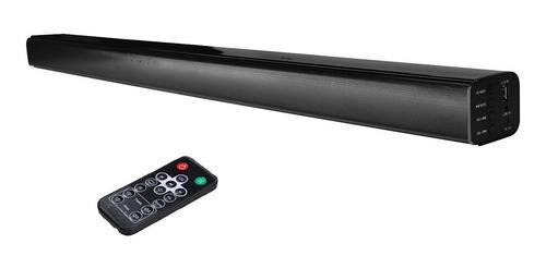 sound bar para tv smart barra de sonido envolvente + envio