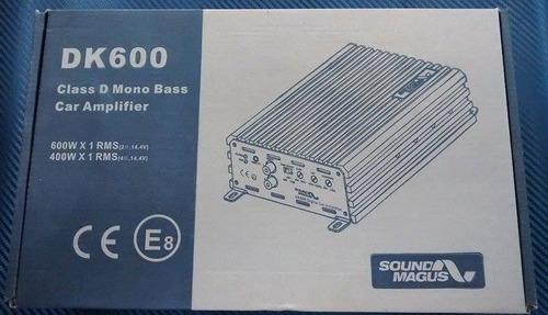sound magus dk-600