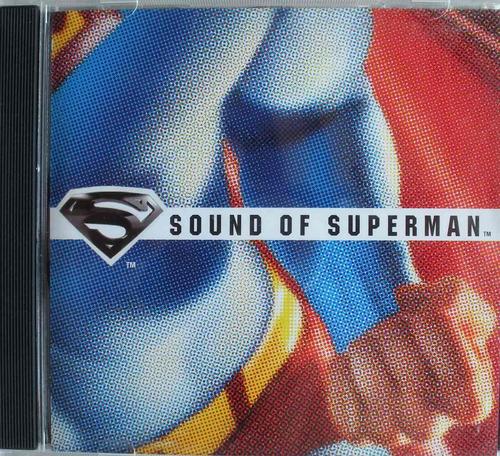 sound of superman - varios: paramore - maxeen - cdpromo nac