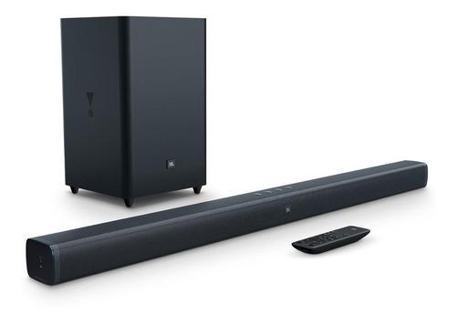 soundbar jbl 2.1 canais bluetooth som surround entrada 100w