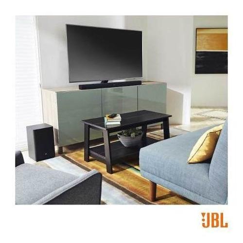 soundbar jbl com 2.1 canais e 100w - jblbar21