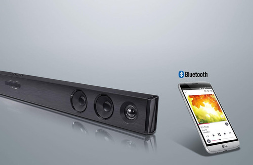 soundbar lg sj3 300w 2.1 canais bluetooth subwoofer wireless