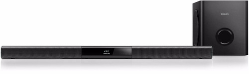 soundbar philips subwoofer inalambrico bluetooth htl3140b