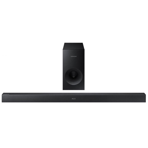 soundbar samsung hw-k360/zd 2.1 canais bluetooth 130w