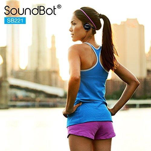 soundbot¨ sb221 hd auricular inalámbrico bluetooth 40 auricu