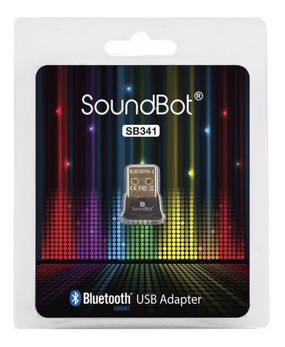 soundbot® sb341 bluetooth 4.0 usb adapter (16$)