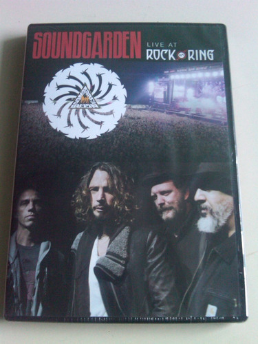 soundgarden  live at rock am ring  dvd