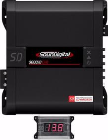 Soundigital Sd 3000 Sd3000 Sd3000 1d Sd3k 3k 3000 1d 2019