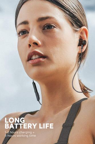 soundpeats - auriculares bluetooth inalámbricos 4.1 magné