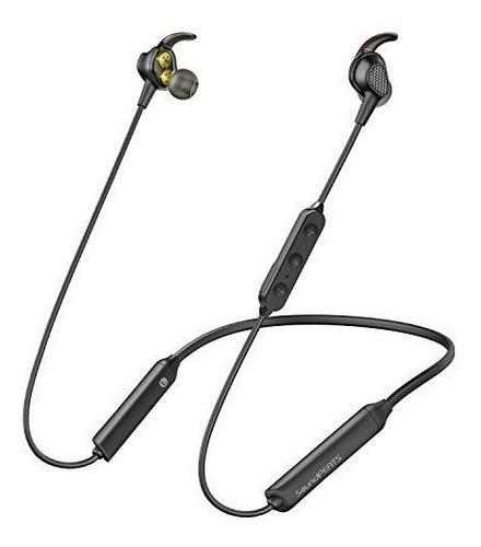 soundpeats auriculares inalambricos con microfono y control