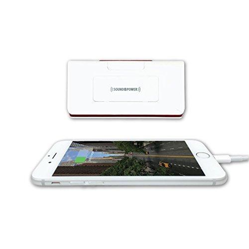 soundpower 2x3w altavoz bluetooth estereo portatil con vento