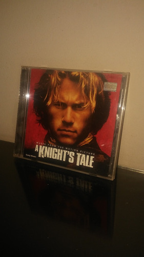 soundtrack bso de a knights tale / corazon de caballero