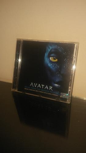 soundtrack bso de avatar