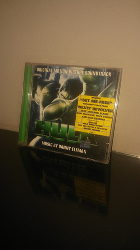 soundtrack bso hulk