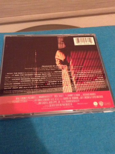soundtrack dick tracy erasure ice-t kd lang banda sonora