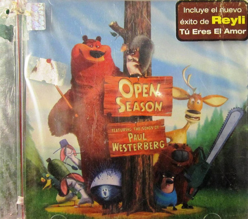soundtrack - open season nuevo