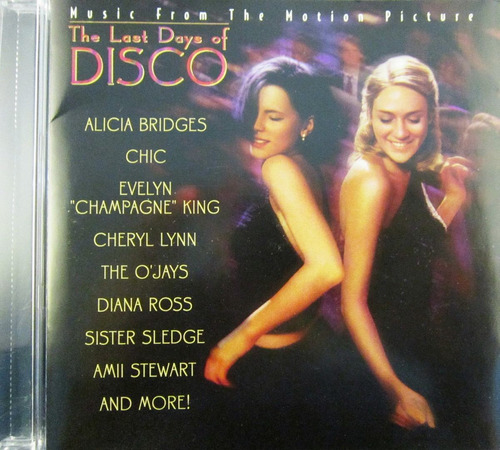 soundtrack - the last days of disco