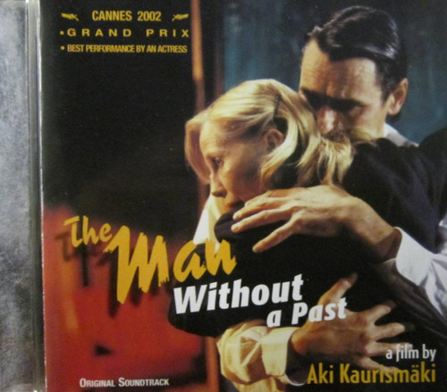 soundtrack - the man without a past importado de germany