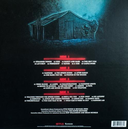 soundtrack vol 1 - stranger things - boxset deluxe lp vinyl