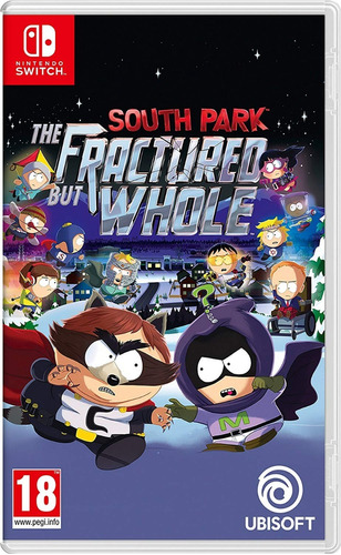 south park the fractured but whole ns