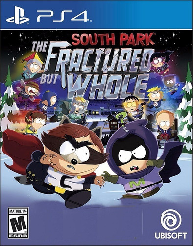 south park the fractured but whole / ps store (play 4)