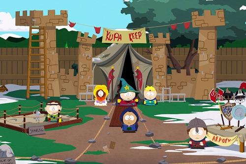 south park the stick of truth xbox 360 original em português